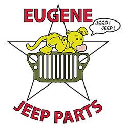 eugene jeep parts
